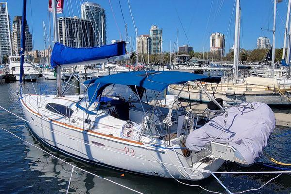 Used Beneteau 41.3 Sloop Sailboat For Sale