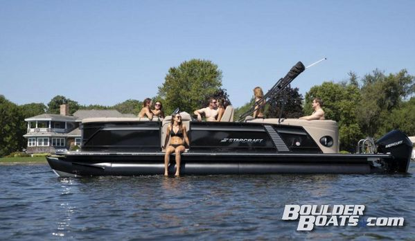 New Starcraft MX 25 Q DH Pontoon Boat For Sale
