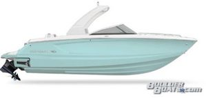 New Chaparral 26 SURF Ski and Wakeboard Boat For Sale