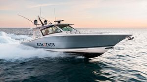 Used Scout 530LXF Center Console Fishing Boat For Sale