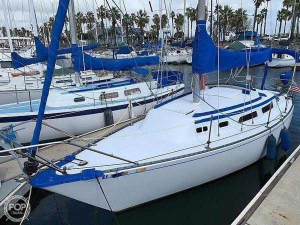Used Islander 30 MK II Racer and Cruiser Sailboat For Sale