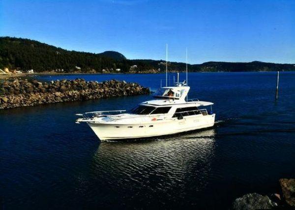 Used Ocean Alexander 50 Mark II Trawler Boat For Sale