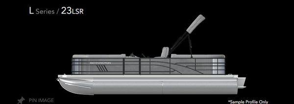 New Bennington 23 LSR Pontoon Boat For Sale