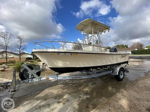Used Parker Marine 1801 CC Center Console Fishing Boat For Sale