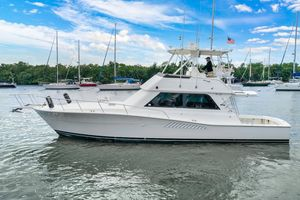 Used Viking Convertible 47 Motor Yacht For Sale