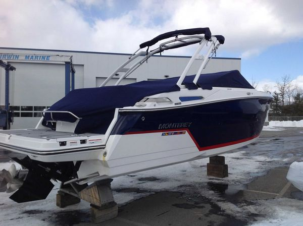 New Monterey 258SS Express Cruiser Boat For Sale