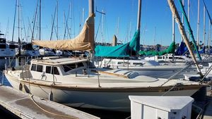 Used Gulf 27 Pilothouse Sailboat For Sale