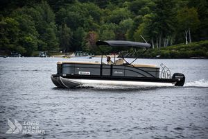 Used Barletta E22QC Cruiser Boat For Sale