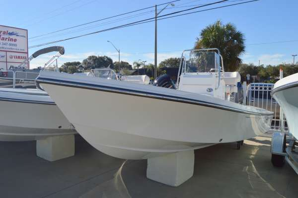 New Parker Boats 2100 Gulf Coast Big Bay Boat For Sale