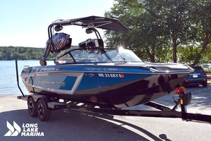 Used Nautique GS22 Cruiser Boat For Sale