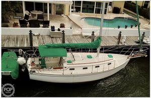 Used Island Packet 31 Cutter Sailboat For Sale