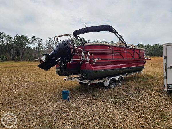 Used Lexington X-Treme 524 Pontoon Boat For Sale