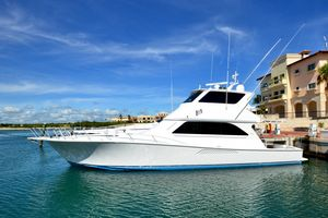 Used Viking 65EB Sports Fishing Boat For Sale