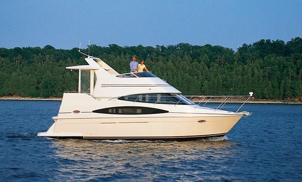 2004 used carver 366 motor yacht motor yacht for sale for Motor yachts for sale in florida