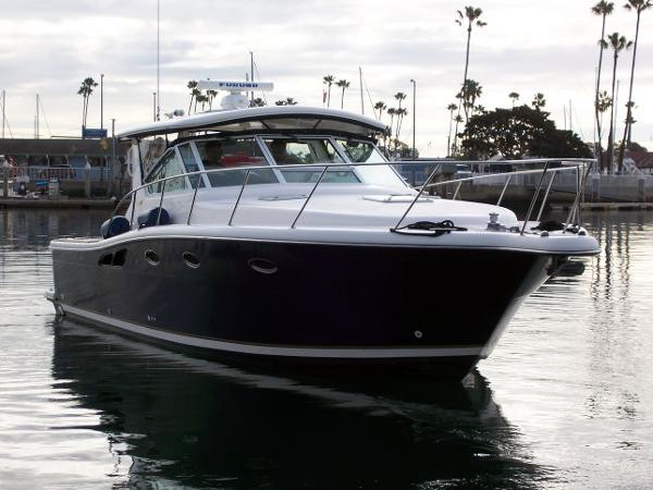 2004 used tiara 3500 open sports fishing boat for sale for Long beach fishing boat