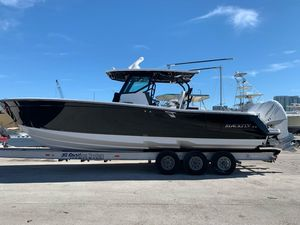 Used Blackfin 33 Center Console Fishing Boat For Sale