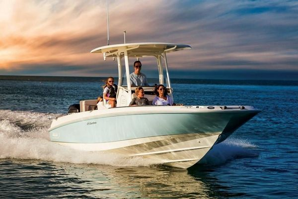New Boston Whaler 270 Dauntless Sports Fishing Boat For Sale