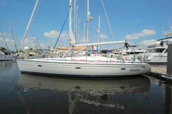 Used Bavaria 46 Cruiser Sailboat For Sale