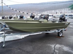 New Lowe L1648M Aura Freshwater Fishing Boat For Sale