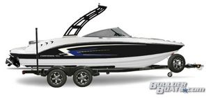 New Chaparral 23 ssi Ski and Wakeboard Boat For Sale
