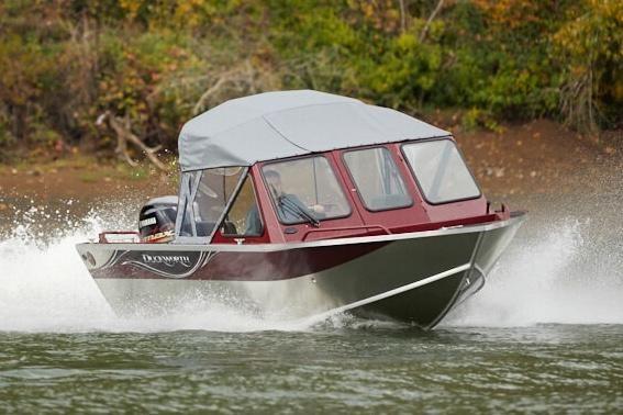 New Duckworth 18 Advantage Sport Freshwater Fishing Boat For Sale