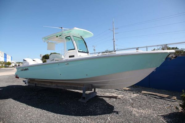 Used Everglades 273CC Center Console Fishing Boat For Sale