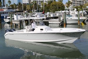 Used Edgewater 320 CC Saltwater Fishing Boat For Sale