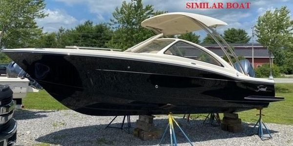 Used Scout 235 Dorado Saltwater Fishing Boat For Sale