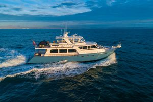 Used Marlow 70E Motor Yacht For Sale