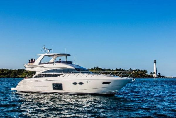 Used Princess 56 Motor Yacht For Sale