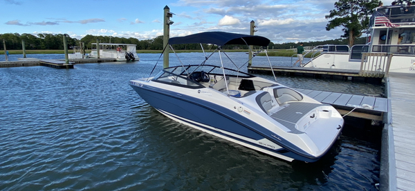 Used Yamaha Boats SX190 Jet Boat For Sale