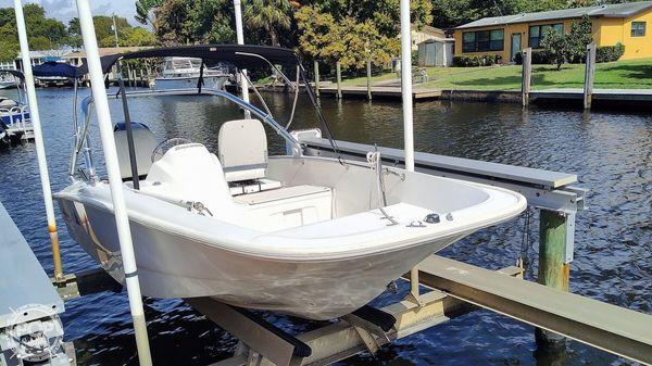 Used Boston Whaler 150 Super Sport Bay Boat For Sale