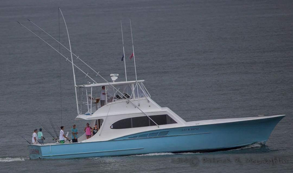 Used Cap N Squid Custom Carolina Sports Fishing Boat For Sale