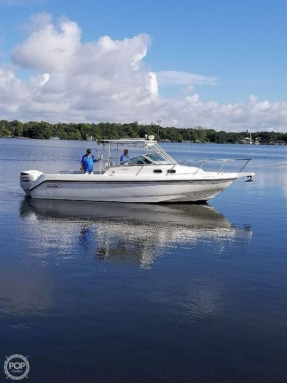 Used Boston Whaler 280 Conquest Walkaround Fishing Boat For Sale