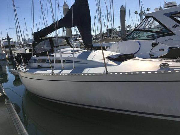 Used Kirie Elite 324 Cruiser Sailboat For Sale