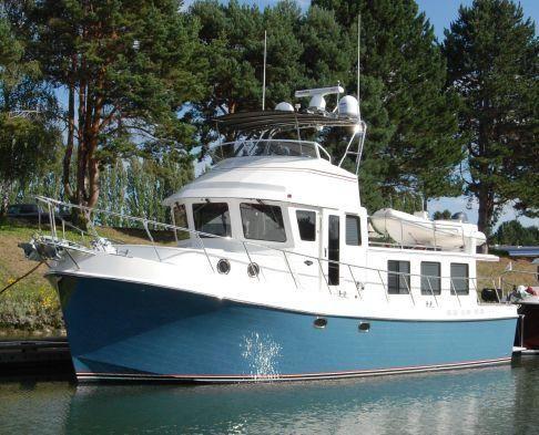 New American Tug 485 Tug Boat For Sale