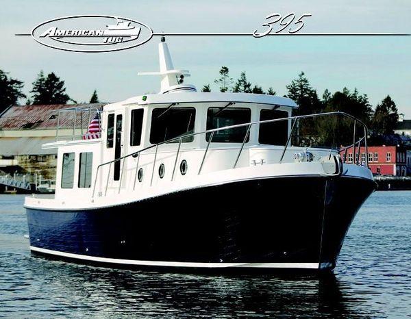 New American Tug 395 Tug Boat For Sale