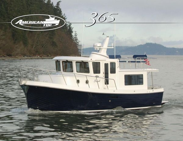 New American Tug 365 Tug Boat For Sale