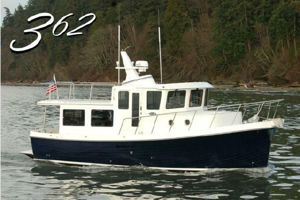 New American Tug 362 Tug Boat For Sale