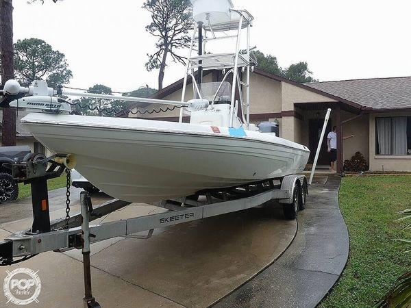 Used Skeeter ZX24 Bay Boat For Sale