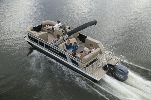 New Starcraft CX 23 DL Pontoon Boat For Sale