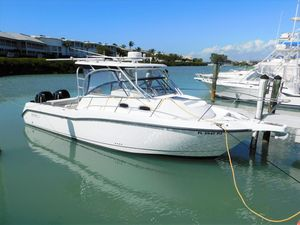Used Boston Whaler 305 Conquest Saltwater Fishing Boat For Sale