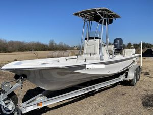 Used Blue Wave 2200 STL Center Console Fishing Boat For Sale