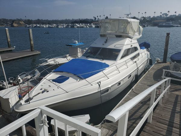 Used Sealine Statesman 45 Motor Yacht For Sale