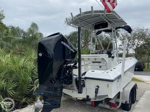 Used Paramount 21 Super Fisherman Center Console Fishing Boat For Sale
