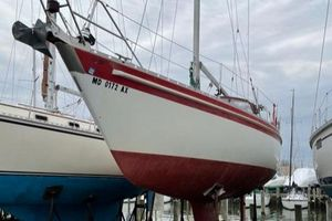 Used Scanmar 35 Center Cockpit Sailboat For Sale