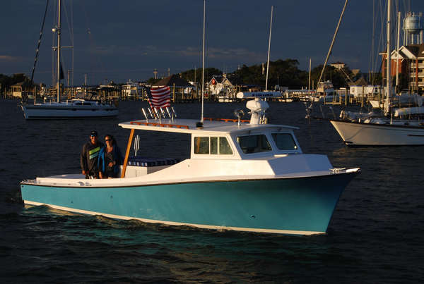 Used Downeast 6-71 TI Downeast Fishing Boat For Sale