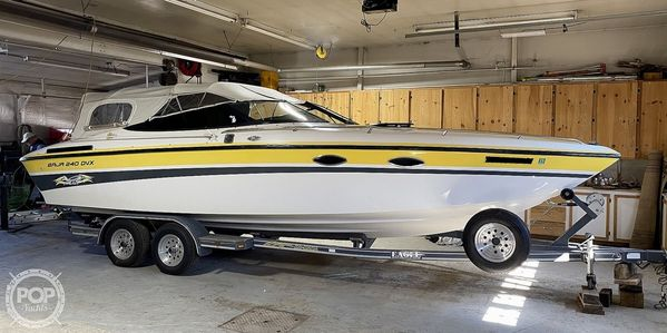 Used Baja 240 DVX High Performance Boat For Sale
