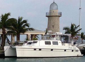 Used Endeavour Catamaran Power Cat Catamaran Sailboat For Sale