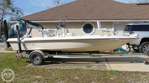 Used Shearwater 20 TE Bay Boat For Sale